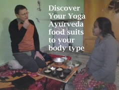 Ayurvedic Food Study- Body Type